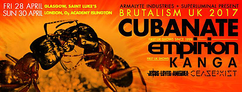 Cubanate to release retrospective album, announces UK dates