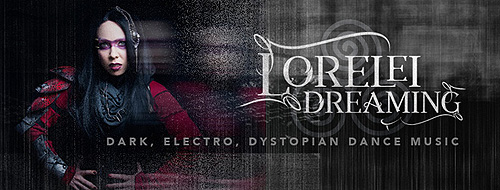 Angelspit produces Lorelei Dreaming debut EP
