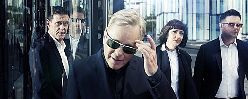 New Order announces US mini-tour