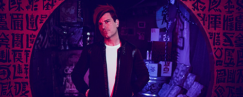 Klayton collaborates with filmmaker Matt Busch on feature film and Scandroid music video