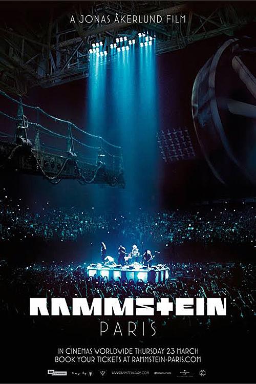 RAMMSTEIN:PARIS