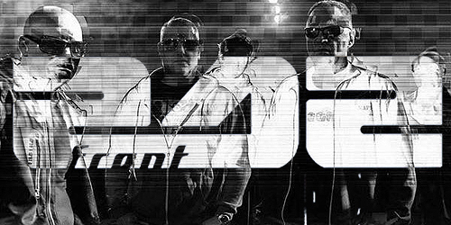 Front 242 announces North American fall tour