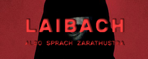 Laibach announces new album, spring tour