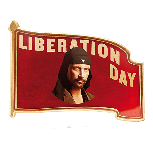 Laibach - Liberation Day