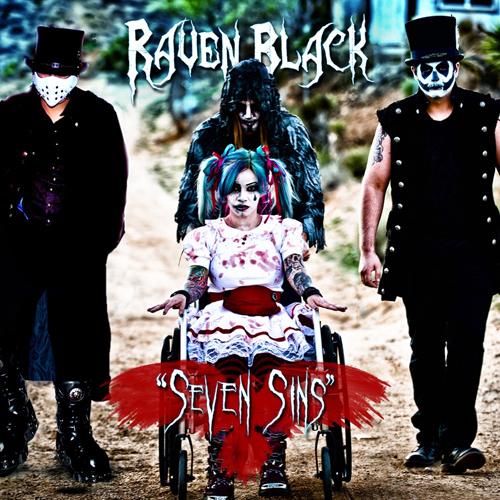 Raven Black - Seven Sins EP