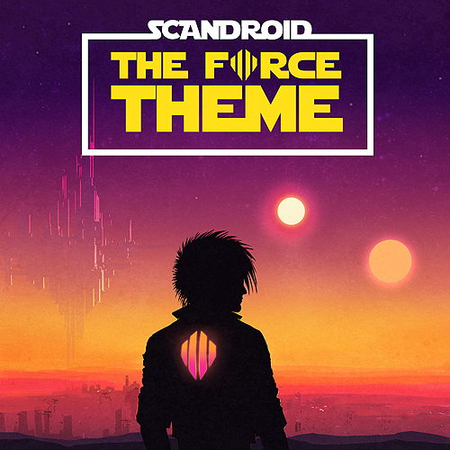 Scandroid - The Force Theme