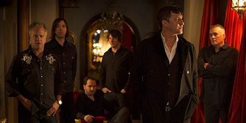 The Afghan Whigs return with eighth album