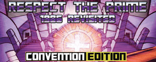 Electronic Saviors Transformers tribute to release new Convention Edition