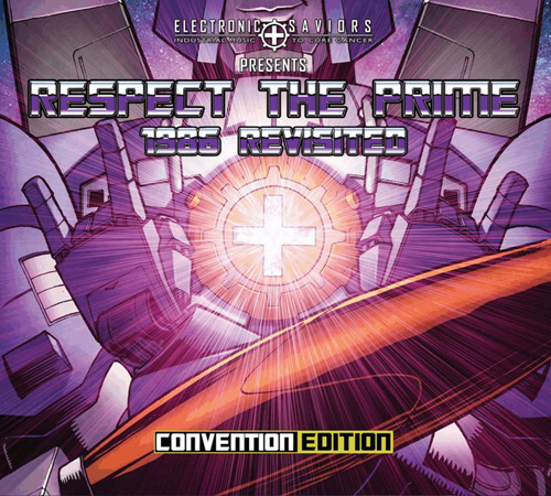Various Artists - Respect the Prime: 1986 Revisited (Convention Edition)