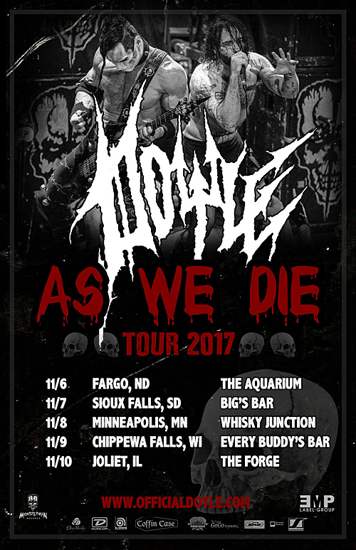 DOYLE - As We Die Tour 2017