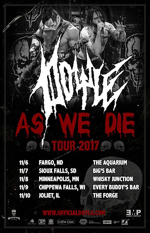 DOYLE - As We Die Tour 2017