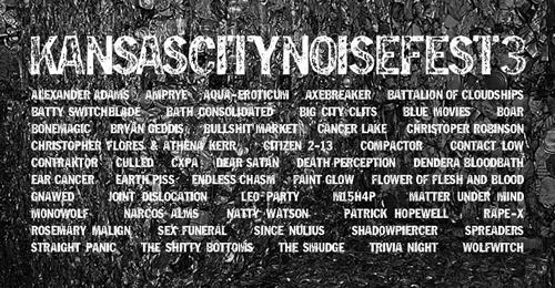 Kansas City Noise Fest 3