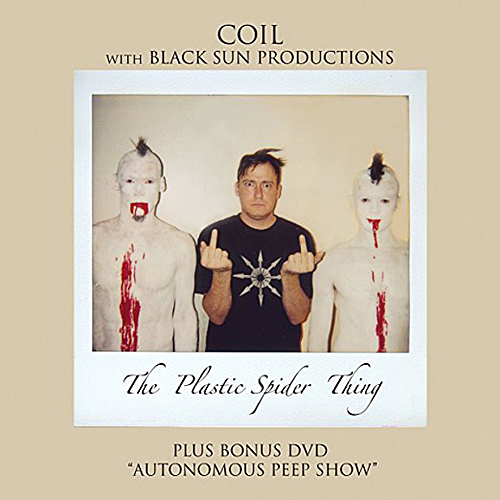 Coil / Black Sun Productions - The Plastic Spider Thing