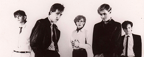 Artoffact Records reissues legendary new wave group Images In Vogue