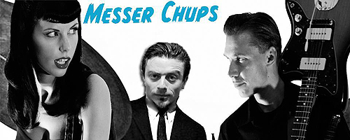 Messer Chups unveils new album, announces North American tour