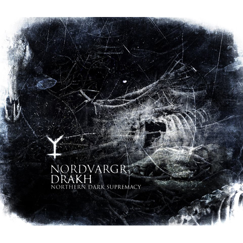 Collaborative debut from Nordvargr/Drakh reissued on Infinite Fog