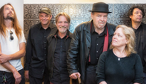 Pere Ubu to embark on U.S. tour with Swans steel guitarist