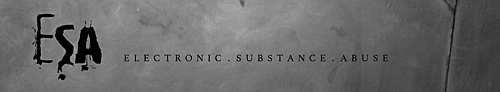 Electronic Substance Abuse teases 2018 album with new music video