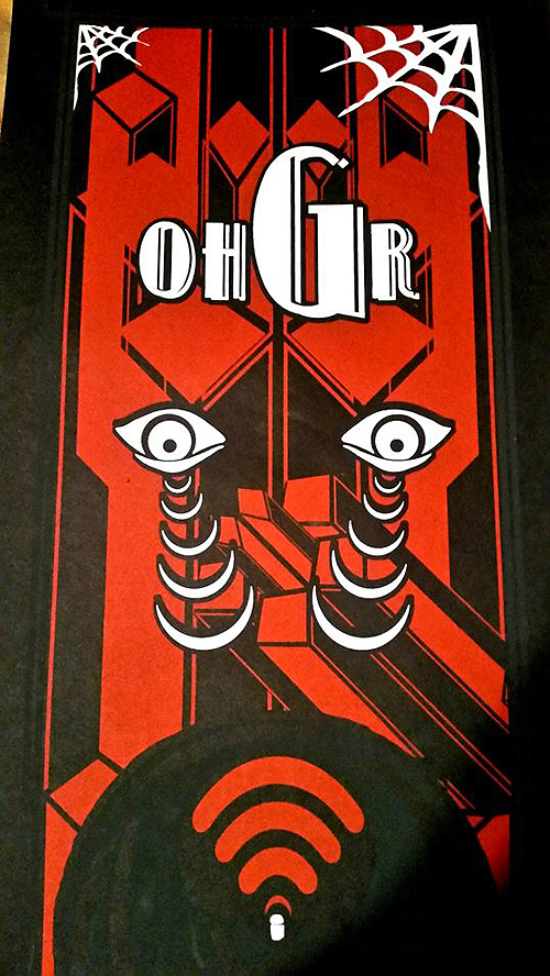 ohGr - Poster Auction