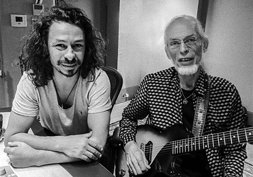 Virgil and Steve Howe releases music video, father paying tribute to son