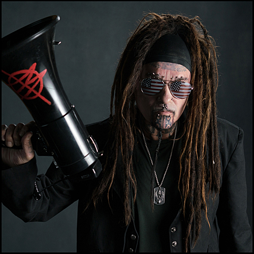 Al Jourgensen - Phil Parmet