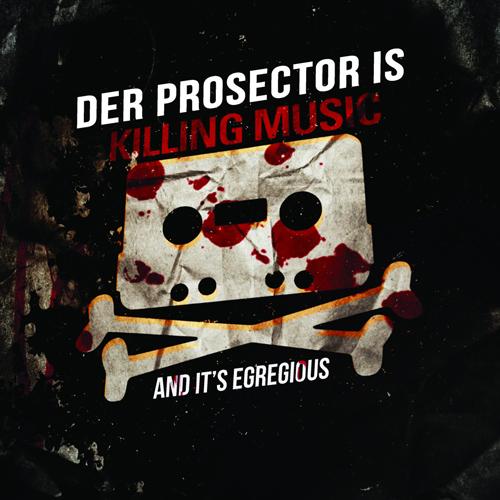 Der Prosector - Egregious EP