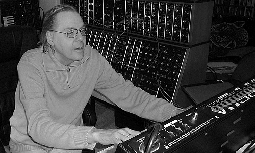 Klaus Schulze to release new album on SPV/Oblivion