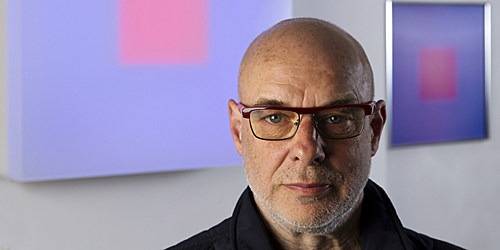 Brian Eno to release massive box set of Music for Installations