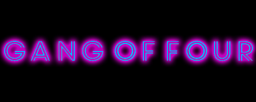 Gang of Four announce new EP, releases first single