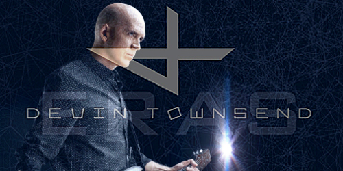 Devin Townsend to release limited edition series of vinyl box sets