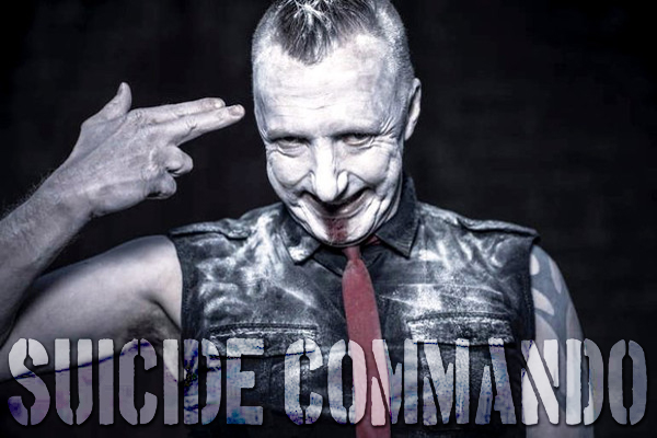 New EP from Suicide Commando, tour dates