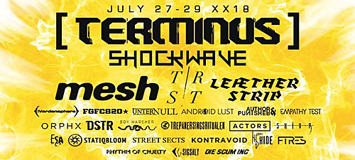 Terminus Festival announces band lineup for its seventh year