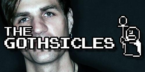 The 6ix List - The Gothsicles: Brain Graupner