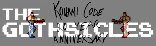 "The Gothsicles to release EP celebrating 20th anniversary of ""Konami Code"""
