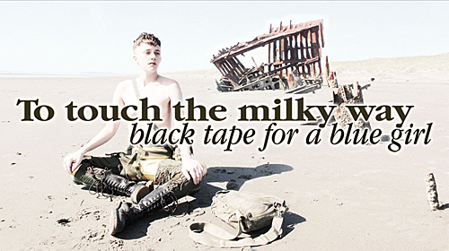 Black Tape for a Blue Girl launches Kickstarter campaign for new album, To Touch the Milky Way