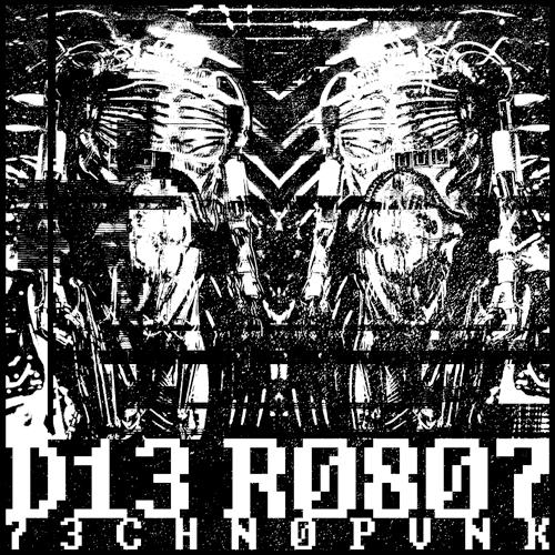 Die Robot - Technopunk EP