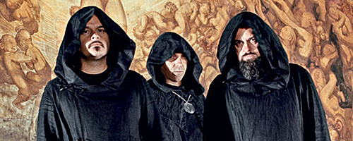 SUNN O))) begins writing next album, releases earliest rehearsal recordings