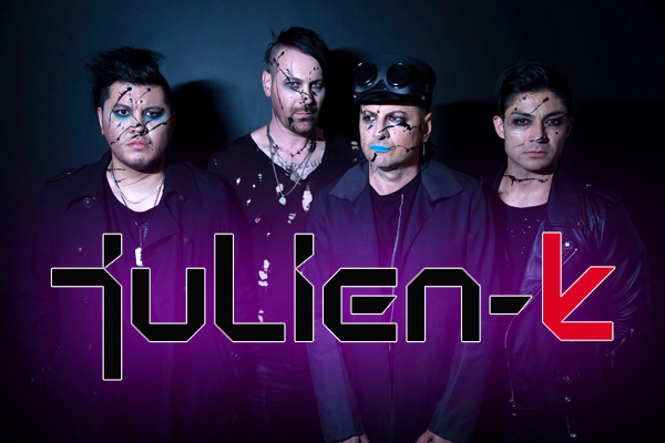 Julien-K launches crowdfunding campaign for new album, announces tour dates, and upcoming music video