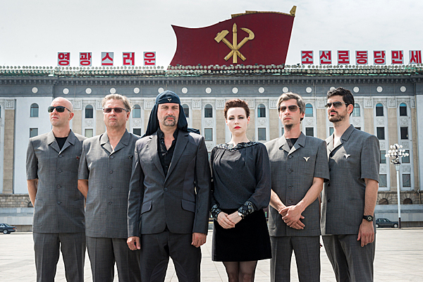 Laibach marks U.S./North Korea summit with reinterpretation of Korean folk song