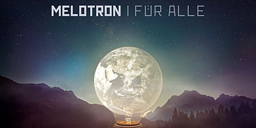 "Melotron announces new album ""For Everyone"""