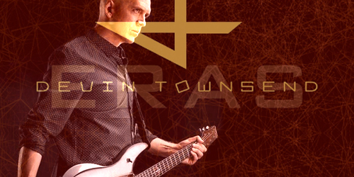 Devin Townsend announces second in vinyl box set series