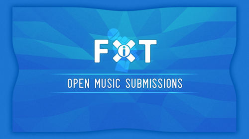 FiXT looking for new artists in 2018 and 2019