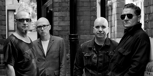 Nitzer Ebb premieres long lost music video