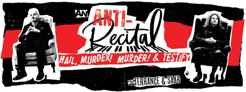 American Murder Song - Anti-Recital Tour 2018