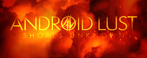 Latest EP release from Android Lust featuring tracks from Agony