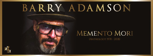 Barry Adamson to release anthology of works spanning four decades