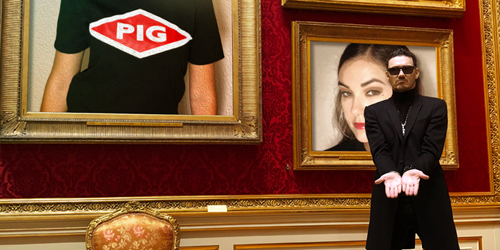 Music video for PIG and Sasha Grey cover track premieres on Pornhub