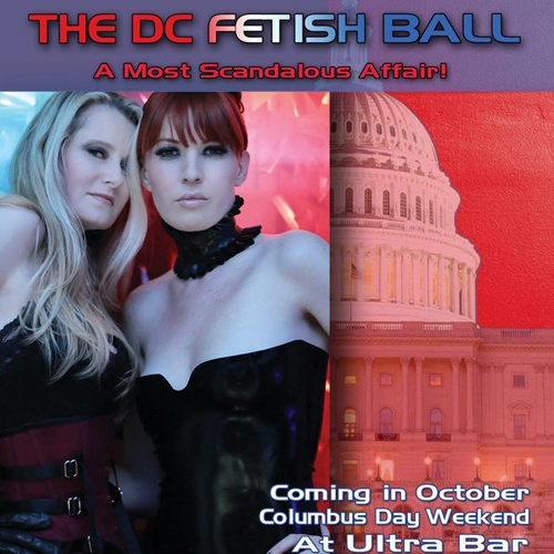 The DC Fetish Ball