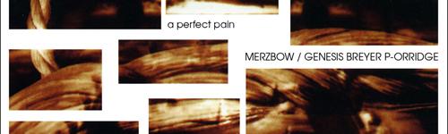 Cold Spring reissues collaborative album of Genesis P-Orridge and Merzbow