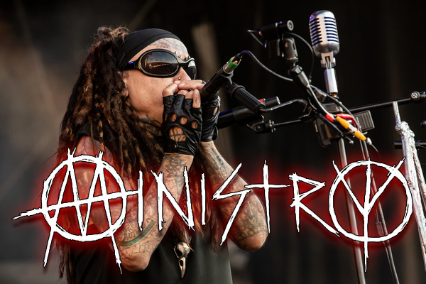 MINISTRY announces second leg of North American tour, celebrates 30 years of landmark album